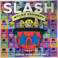 Slash Featuring Myles Kennedy And The Conspirators - Living The Dream (CD)