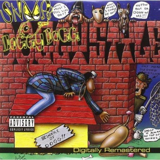 Snoop Doggy Dogg - Doggystyle (Vinyl)