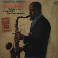Sonny Rollins – What's New (Vinyl)