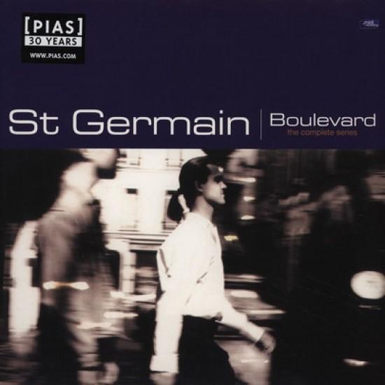St Germain – Boulevard (The Complete Series) (Vinyl)