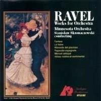 Stanislaw Skrowaczewski - Ravel: Works for Orchestra (Vinyl)