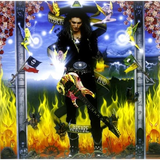 Steve Vai - Passion and warfare (Vinyl)