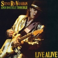 Stevie Ray Vaughan & Double Trouble ‎– Live Alive (Vinyl)