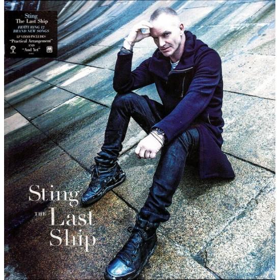 Sting – The Last Ship (Vinyl)