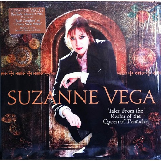 Suzanne Vega - Tales from the realm of the queen of pentacles (Vinyl)