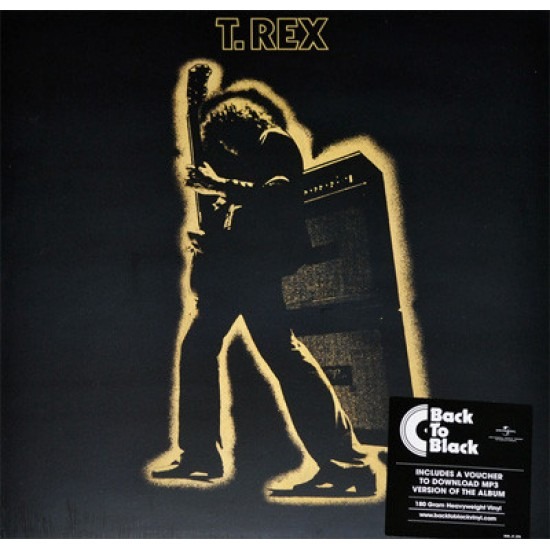 T.Rex - Electric warrior (Vinyl)