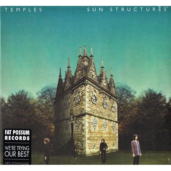 Temples - Sun structures (Vinyl)