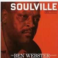 The Ben Webster Quintet - Soulville (Vinyl)