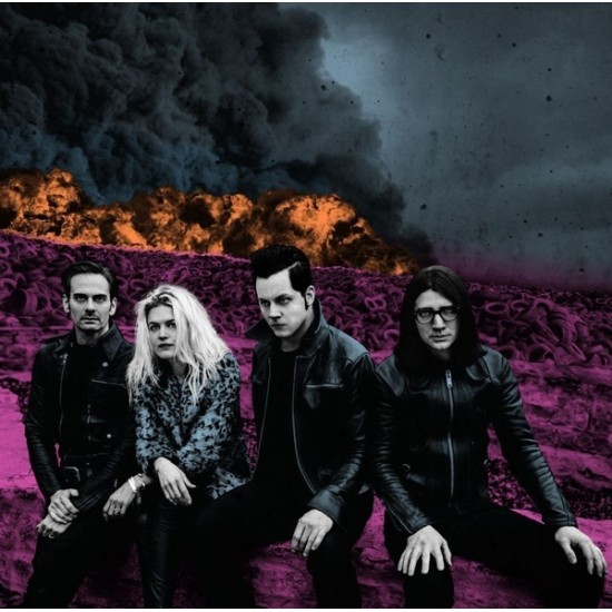 The Dead Weather - Dodge and burn (Vinyl)