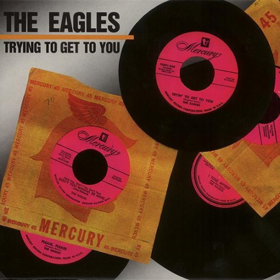 The Eagles - Trying To Get To You (Vinyl)