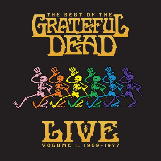 The Grateful Dead - Best of the Grateful Dead Live: Volume 1 (Vinyl)
