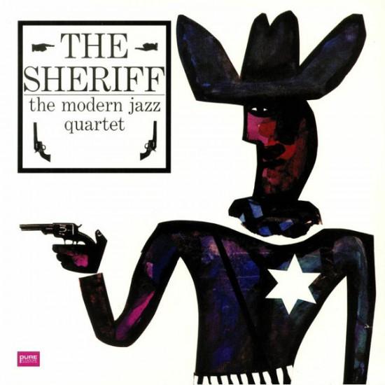 The Modern Jazz Quartet – The Sheriff (Vinyl)