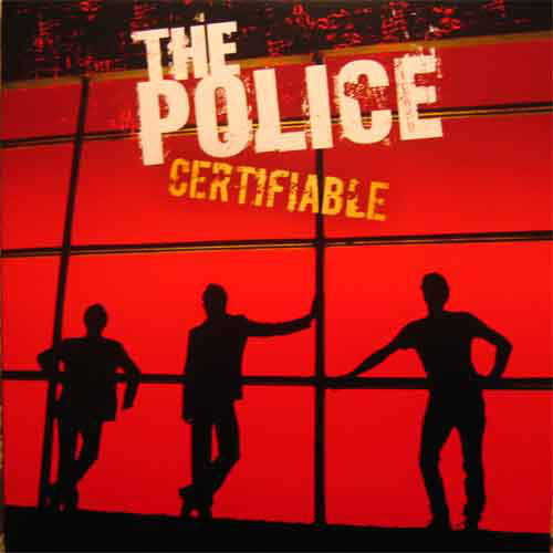 The Police Certifiable Live In Buenos Aires Vinyl