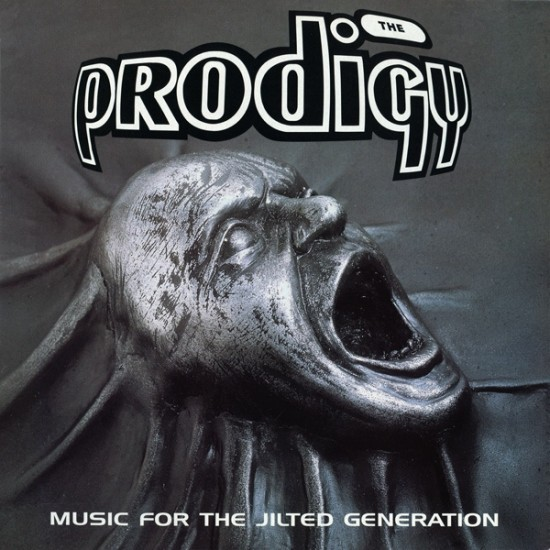 The Prodigy – Music For The Jilted Generation (Vinyl)