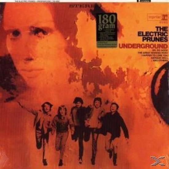 The Prunes - Underground (Vinyl)