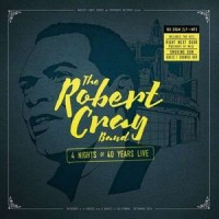 The Robert Cray Band - 4 Nights Of 40 Years Live (Vinyl)