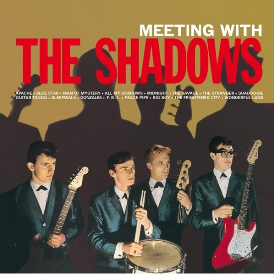 The Shadows - Meeting with the shadows (Vinyl)
