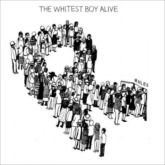 The Whitest Boy Alive - Rules (Vinyl)