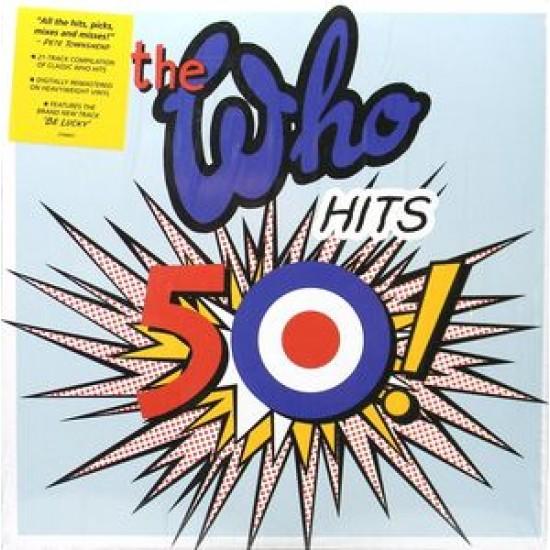 The Who - 50 hits (Vinyl)