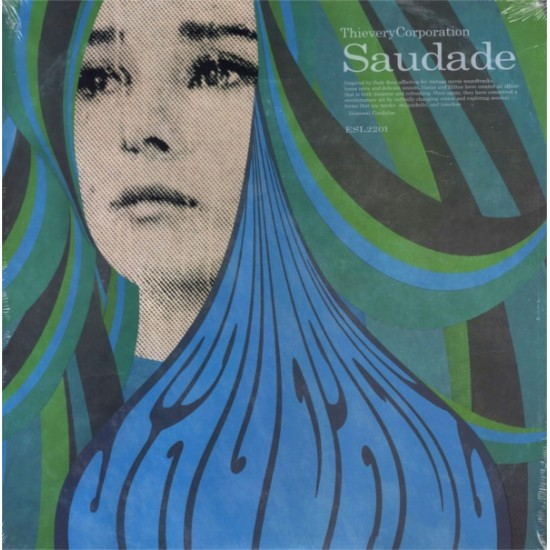 Thievery Corporation - Saudade (Vinyl)