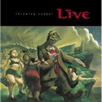 Live - Throwing Copper (Vinyl)