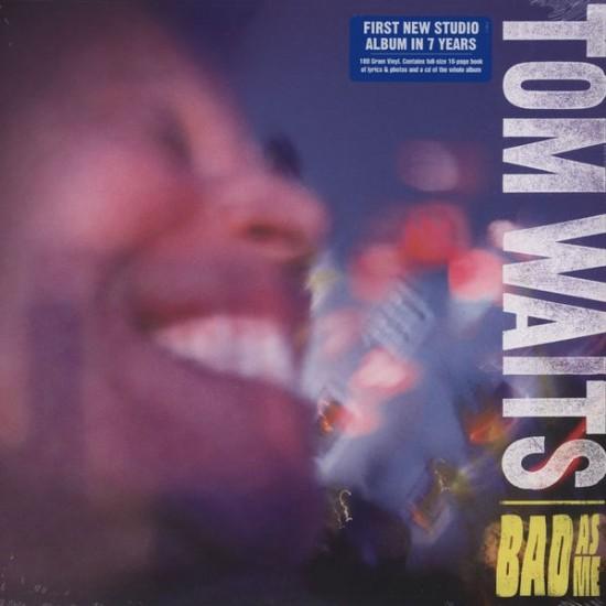 Tom Waits - Bad as me (Vinyl)