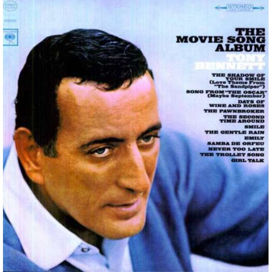 Tony Bennett - The Movie Song Album (Vinyl)
