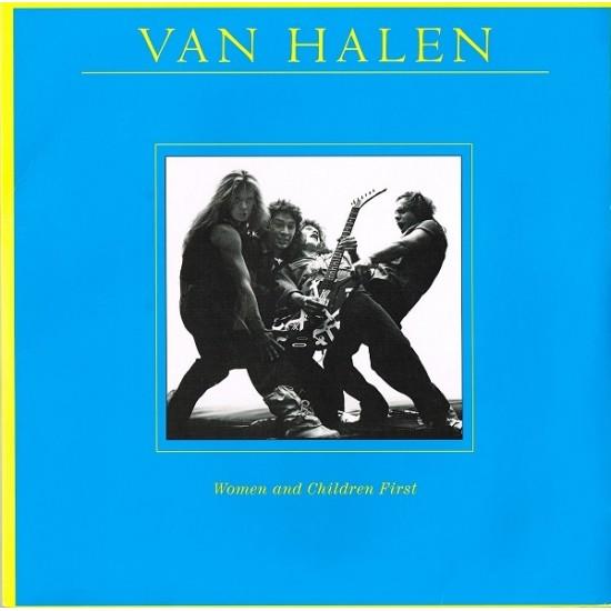 Van Halen - Women and children first (Vinyl)