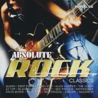 Various - Absolute Rock Classics (CD)