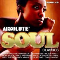 Various ‎– Absolute Soul Classics (CD)
