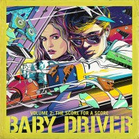 Various - Baby Driver Volume 2: The Score For A Score (Vinyl)