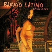 Various - Barrio Latino - Estrella De Paris (CD)