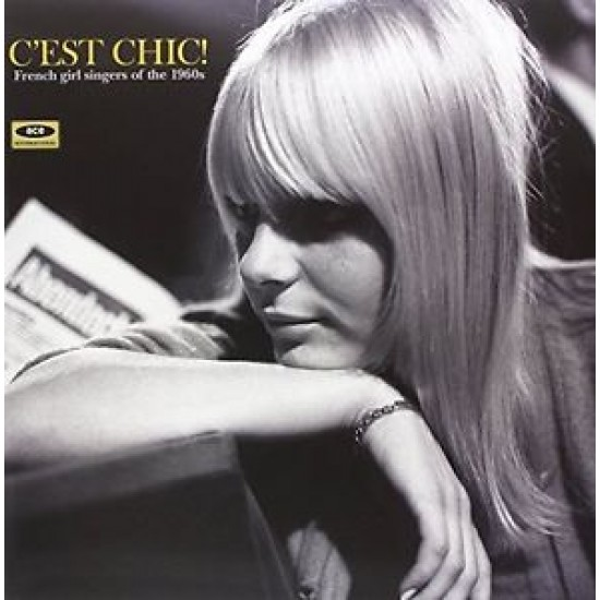 Various - C'est Chic - French girl singers of the 1960 (Vinyl)