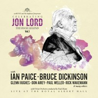 Various - Celebrating Jon Lord, The Rock Legend, Vol.1 (Vinyl)