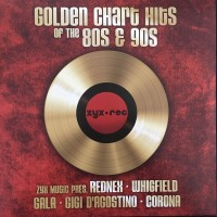Various ‎– Golden Chart Hits Of The 80s & 90s (Vinyl)