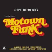 Various - Motown Funk (Vinyl)