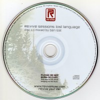 Various ‎– Re:Vive Sessions - Lost Language (CD)