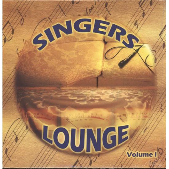 Various - Singers Lounge - Volume 1 (Vinyl)