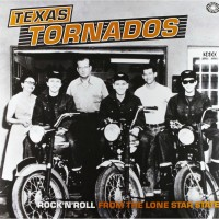 Various - Texas Tornados (Rock 'N' Roll From The Lone Star State) (Vinyl)