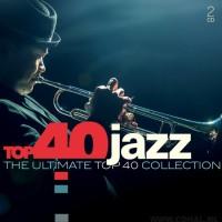 Various - Top 40 Jazz (CD)