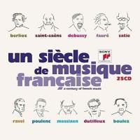 Various - Un Siecle De Musique Frangaise (CD)