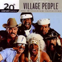 Village People – The Best Of Village People (CD)