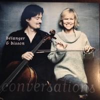 Vincent Bélanger & Anne Bisson – Conversations (Vinyl)