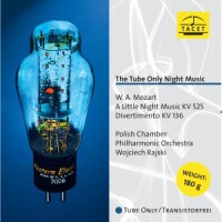 W. A. Mozart / Polish Chamber Philharmonic Orchestra, Wojciech Rajski - The Tube Only Night Music (Vinyl)