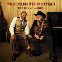 Willie Nelson & Wynton Marsalis ‎– Two Men With The Blues (Vinyl)