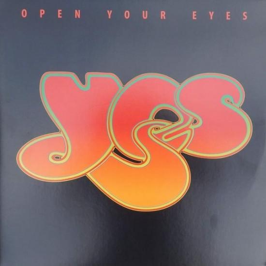 Yes - Open your eyes (Vinyl)