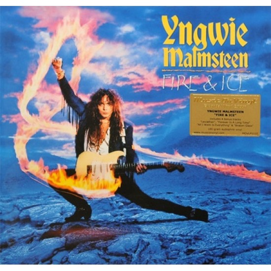 Yngwie Malmsteen – Fire And Ice (Vinyl)