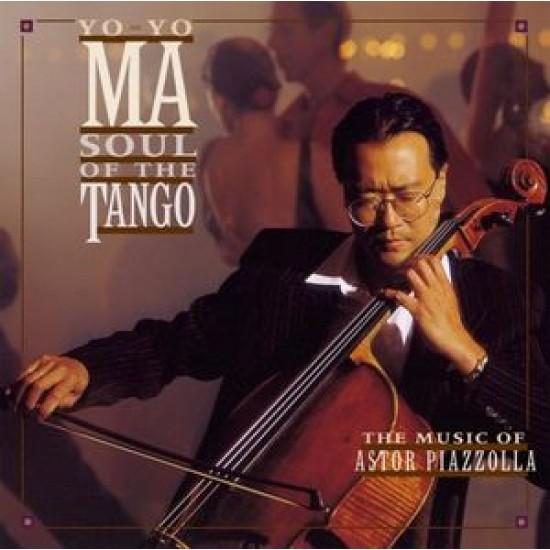 Yo-Yo Ma – Soul Of The Tango (The Music Of Astor Piazzolla) (Vinyl)