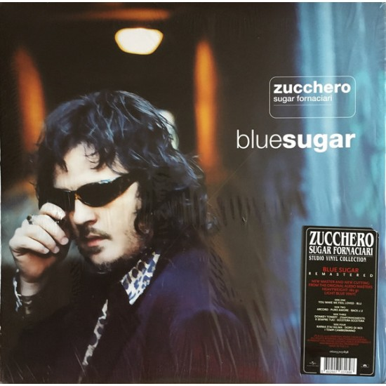 Zucchero - Blue Sugar (Vinyl)