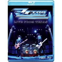ZZ Top – Live From Texas (Blu-ray)